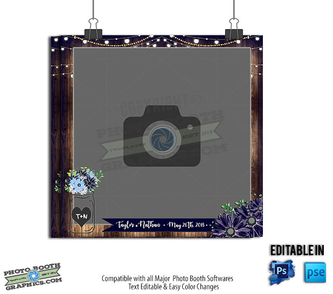 Photo Booth Templates Darkroom Booth Curator Mirror Breeze - Photo booth design templates